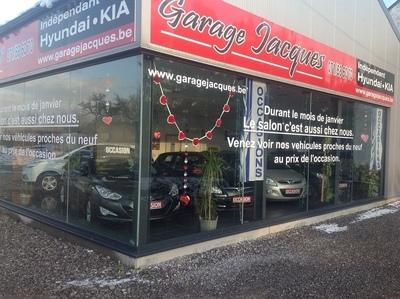 Garage Jacques - Galerie